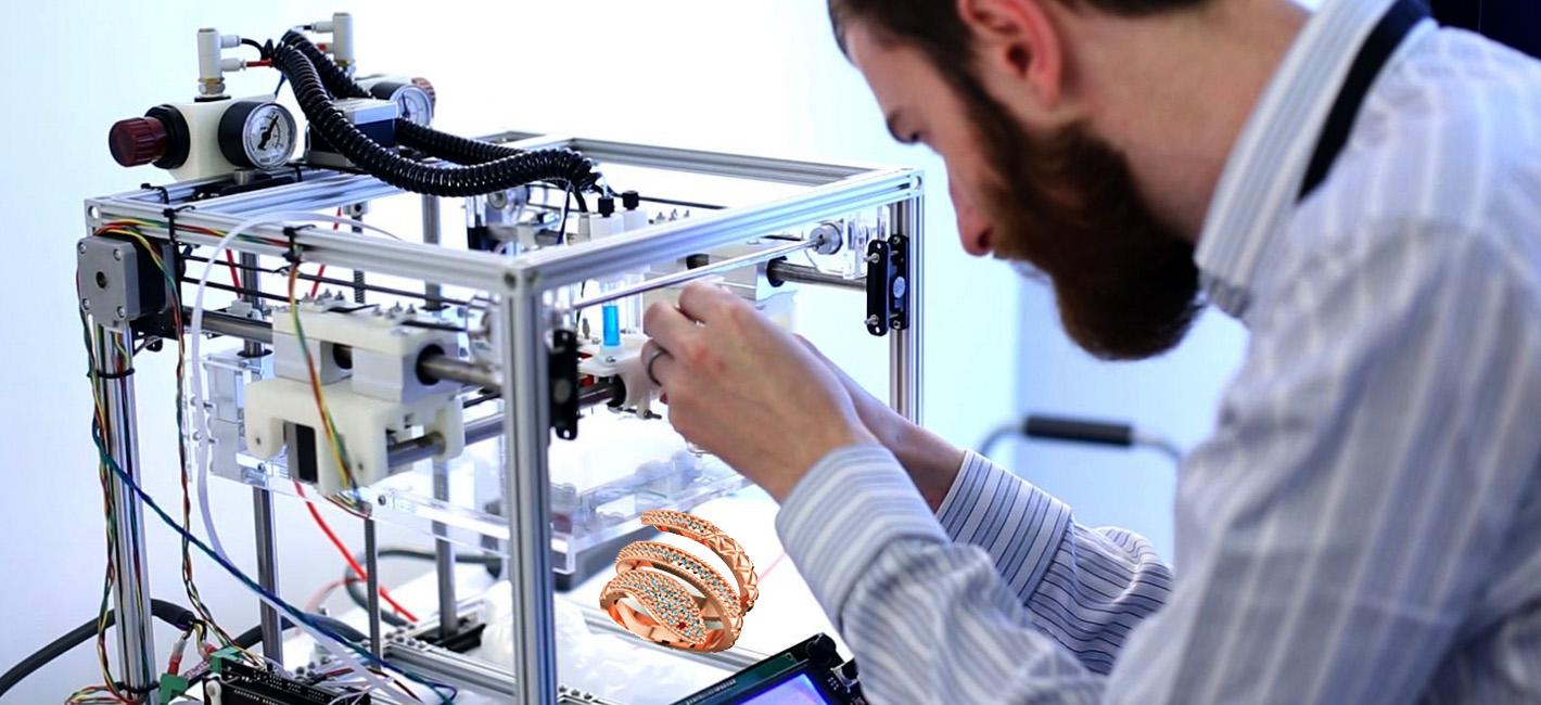 Ювелирная 3D-печать